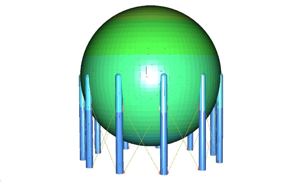 SPHERE - THICKNESS - CALCULATION